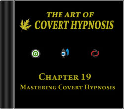 The Art Of Covert Hypnosis CD19