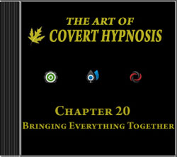 The Art Of Covert Hypnosis CD20