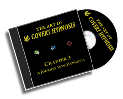 The Art Of Covert Hypnosis CD3