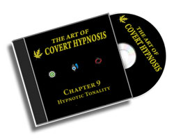 The Art Of Covert Hypnosis CD9